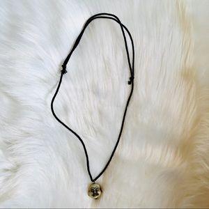 Adjustable Buddha Necklace
